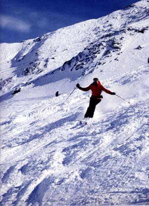 Jerre skiing